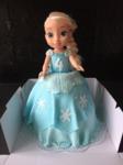 Elsa Frozen Torte