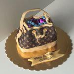 Louis Vuitton Torte
